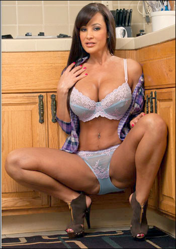 Lisa Ann - My Friend's Hot Mom (2012) WEB-DLRip |
