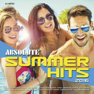 Absolute Summer Hits 2016 [2CD] (2016)