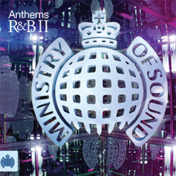 Ministry Of Sound pres. Anthems R&B II [3CD] (2013)
