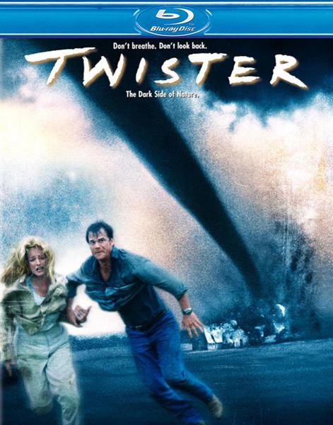 ����� / Twister (1996) BDRemux   D, P, A