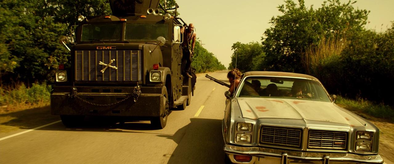 Бэйтаун вне закона / The Baytown Outlaws (2012/BDRip) 720p, P