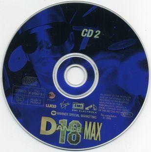 Dance Max 18 [2CD] (1996)