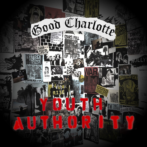 Good Charlotte - Youth Authority (2016) MP3