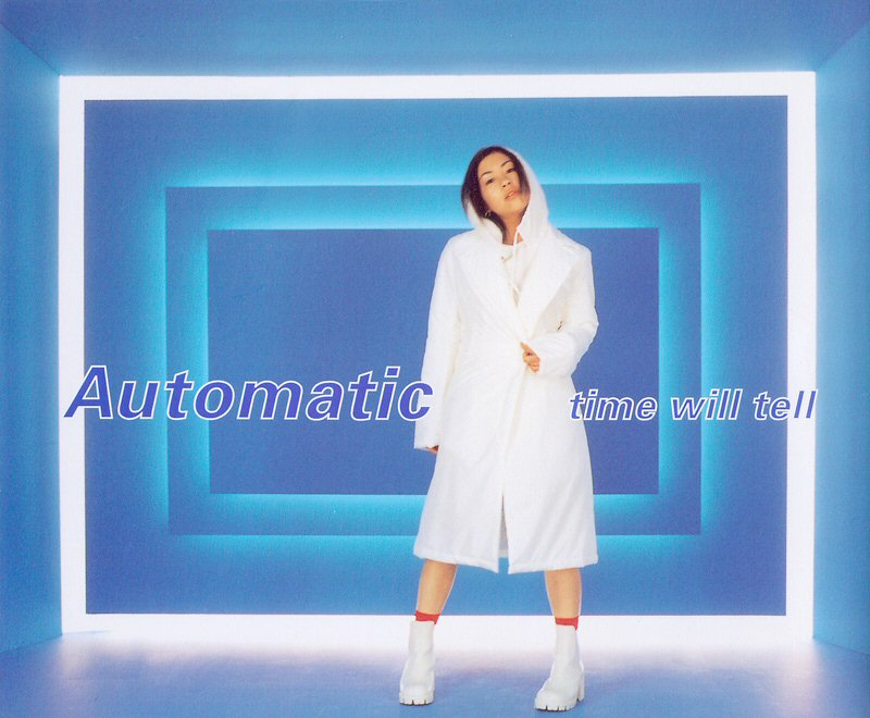 20160717.01.09 Utada Hikaru - Automatic ~ time will tell (12cm single) cover.jpg