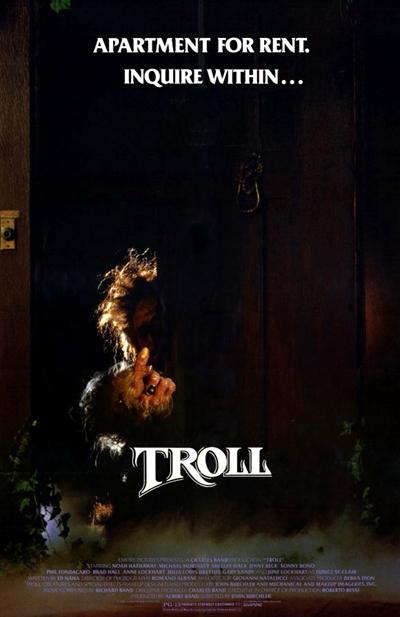 Тролль / Troll (1986) HDRip-AVC | P, L1