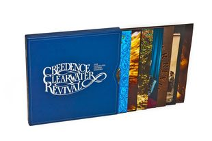 Creedence Clearwater Revival - The Complete Studio Albums (2014) [Hi-Res stereo]