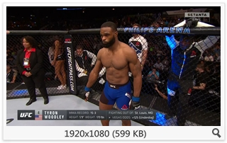 MMA. UFC 201. Lawler vs. Woodley + Main Card [23.07] (2016) HDTV 1080 (RU/ENG)
