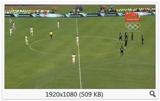 Футбол. Товарищеский матч 2016 Ливерпуль - Рома [Матч HD] [01.08] (2016) HDTV 1080i