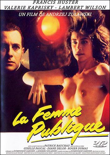 Публичная женщина / La femme publique (1984) DVDRip