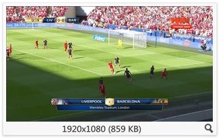 Футбол. Международный Кубок Чемпионов 2016 Ливерпуль - Барселона [Матч HD] [06.07] (2016) HDTV 1080i (RU/INT)
