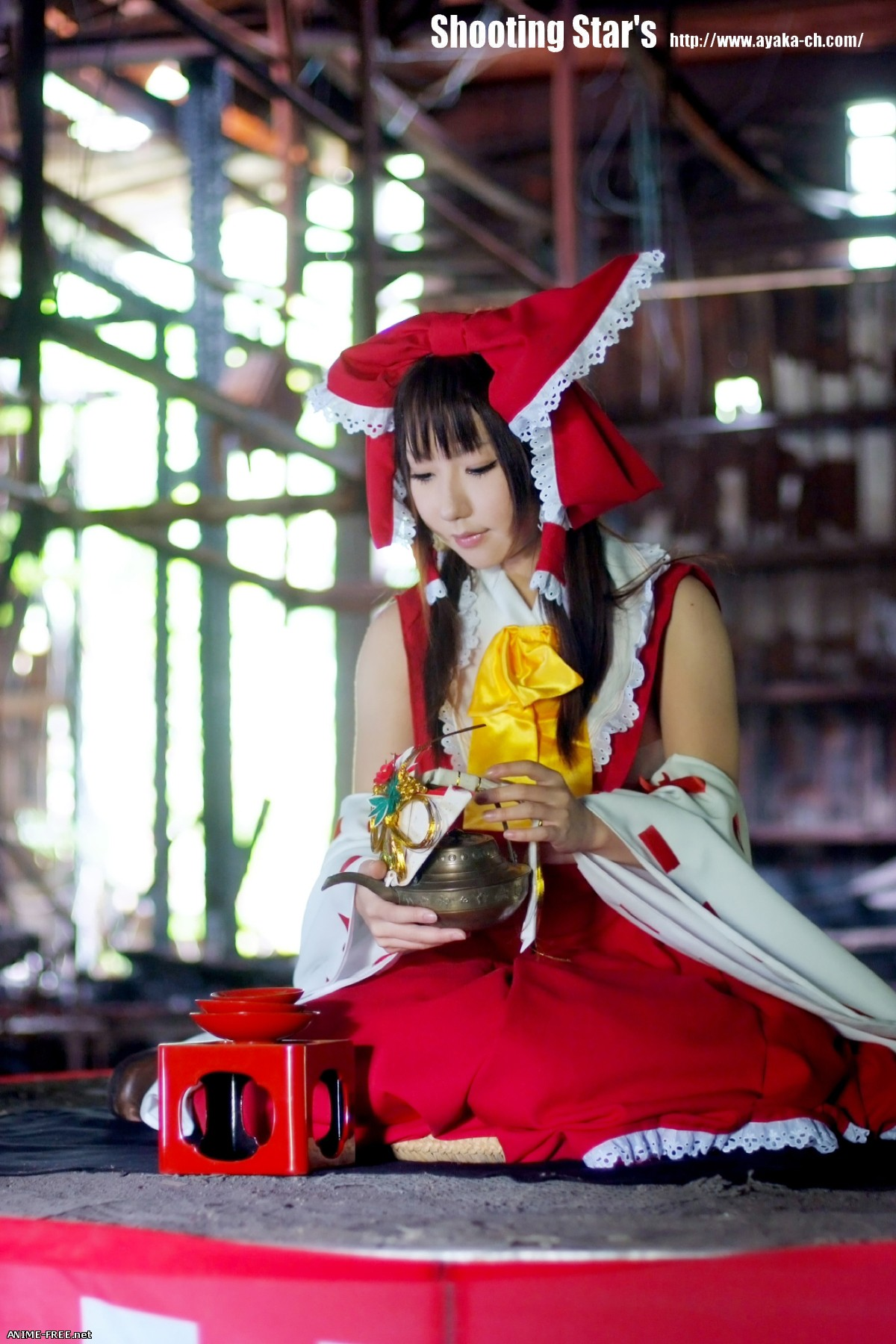 Touhou Project Cosplay girls [photo] Erotic Cosplay