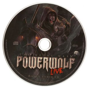 Powerwolf - The Metal Mass Live - Earbook Edition [2CD] (2016)