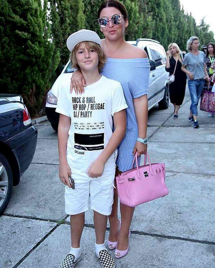 дубцова с сыном фото была рассмотрена