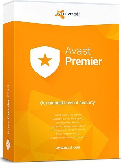Avast Premier 17.1.2286 (x86-x64) (2017) Multi/Rus