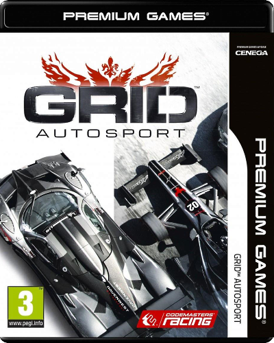 GRID Autosport: Complete Edition [v 1.0.103.1840 + 12 DLC] (2014) PC | Лицензия