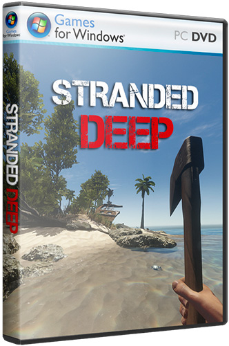 Stranded Deep (2015) [En] (0.15h1) Repack VSETOP [Early Access]