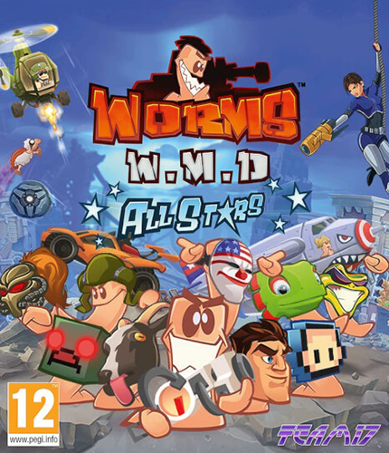 Worms W.M.D (2016) PC | RePack от VickNet