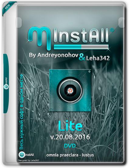 MInstAll Lite v.20.08.2016 (2016) PC By Andreyonohov & Leha342