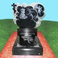 детские надгробия и памятники