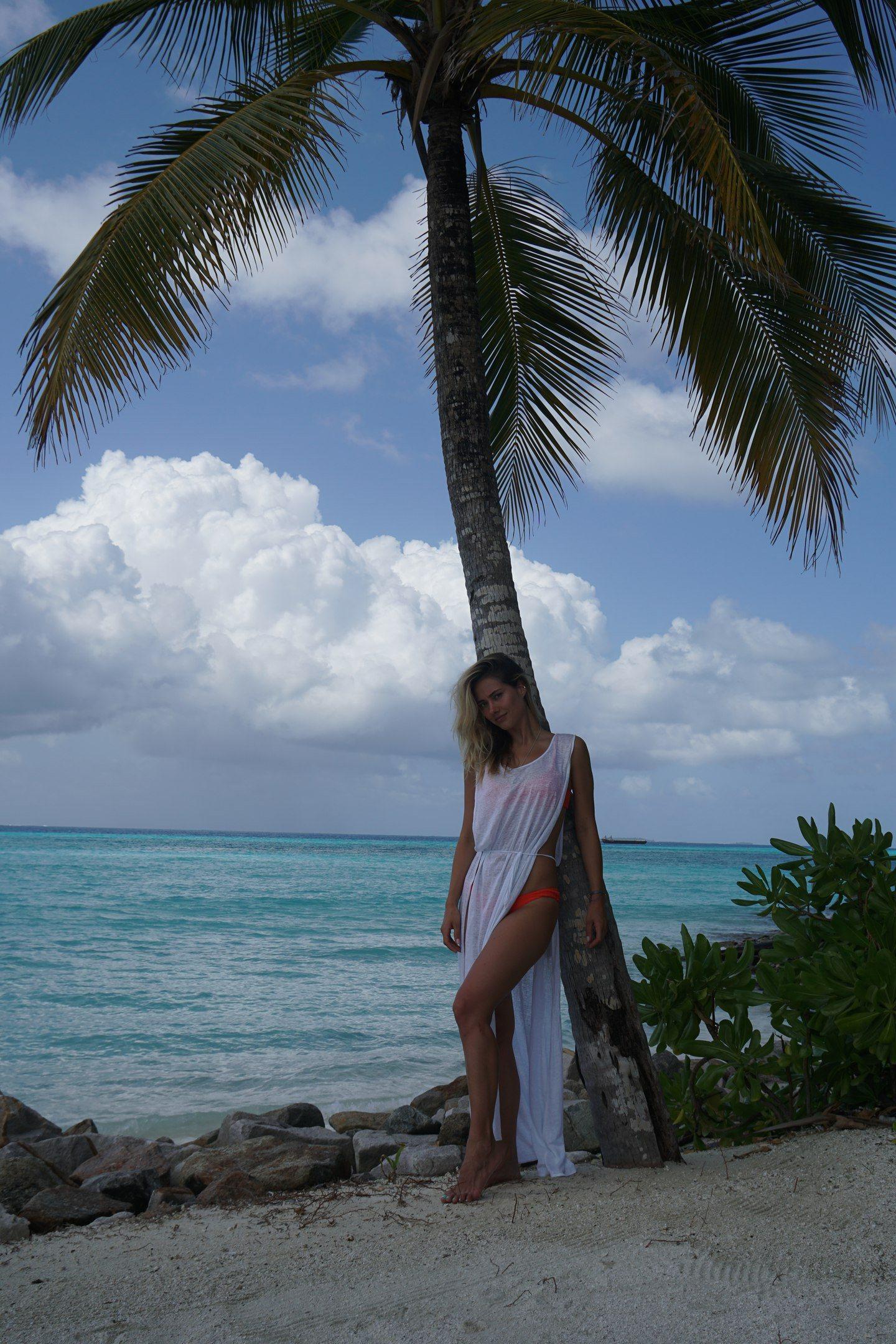 Фото юлия паршута на пляже