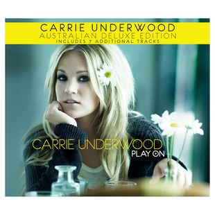 Carrie Underwood - Play On - Australian Deluxe 2011 [2CD] (2009)