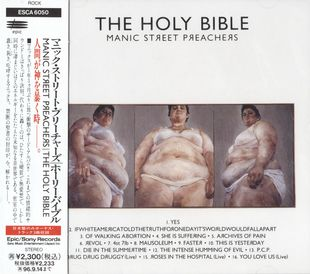 Manic Street Preachers - Discography (1992-2014)