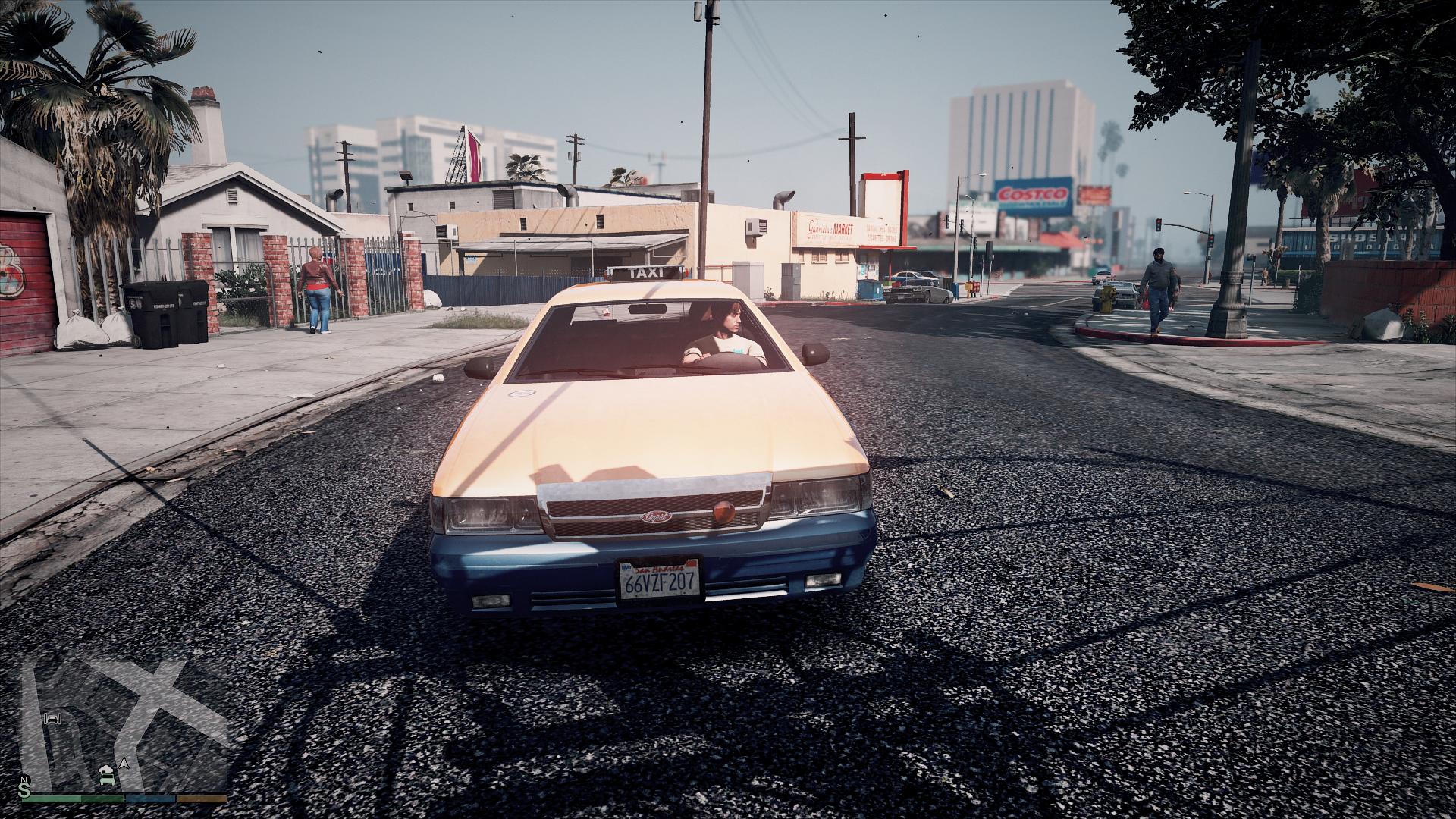 Grand Theft Auto V  - Redux [RePack] [2016|Rus|Eng]