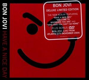 Bon Jovi - Discography (1984-2015)