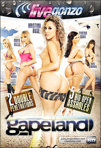 Земля Дырок / Gapeland (2012) DVDRip