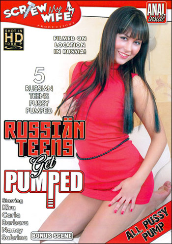 Russian Teens Get Pumped (2011) DVDRip |