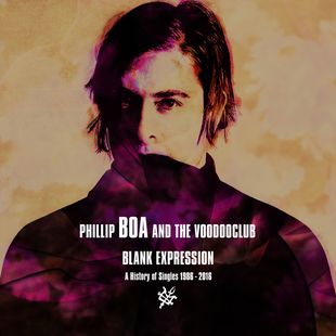 Phillip Boa & The Voodooclub - Blank Expression [Collector's Edition 3CD] (2016)