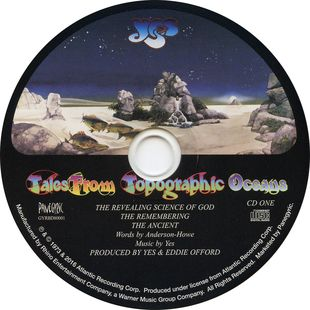 Yes - Tales From Topographic Oceans [2016 Steve Wilson Mix 3CD] (1973)