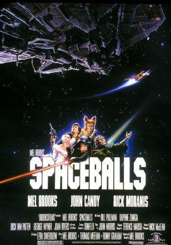 Космические яйца/Spaceballs