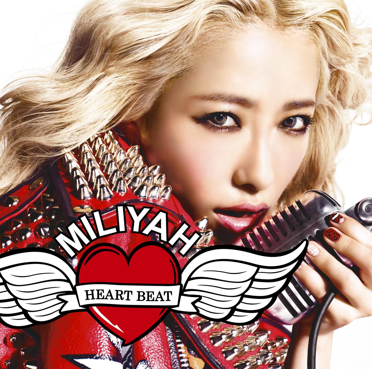 20161015.01.09 Miliyah Kato - Heart Beat cover 1.jpg