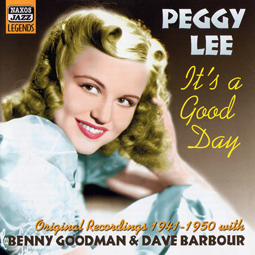 (Vocal Jazz) [CD] Peggy Lee - Its A Good Day - 2002, FLAC (tracks+.cue), lossless