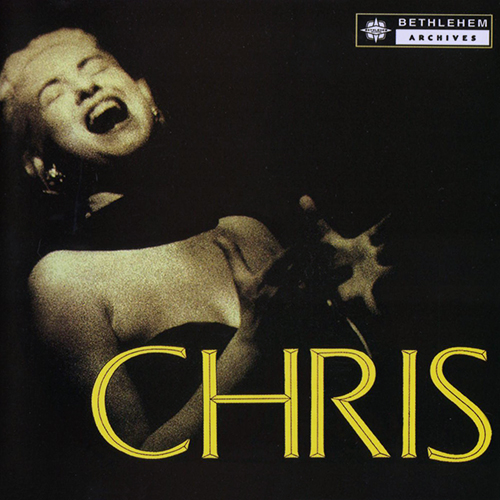 (Vocal Jazz) [CD] Chris Connor - Chris (1957) - 2000, FLAC (tracks+.cue), lossless