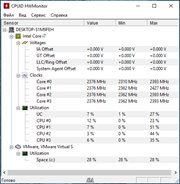 HWMonitor 1.30 Portable (x86-x64) (2016) Rus