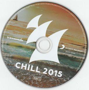 Armada Chill 2015 [2CD] (2015)