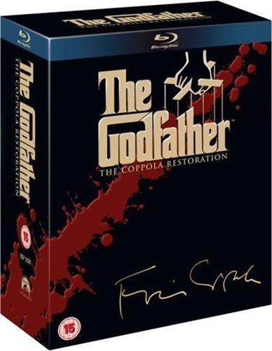 Крестный отец: Трилогия / The Godfather: Trilogy (1972-1990) DVD9   P, A