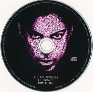 The Many Faces Of Prince [3CD] (2016)