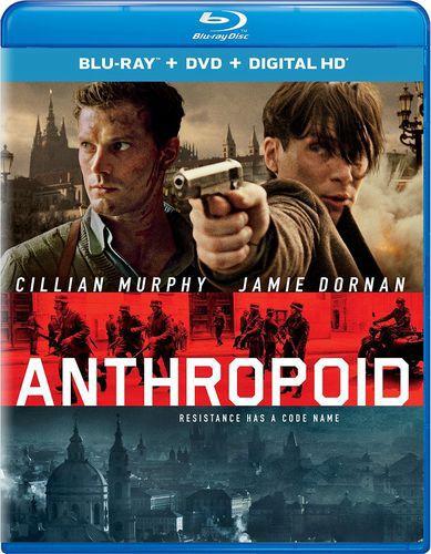 Антропоид / Anthropoid (2016) BDRemux [H.264 / 1080p] [EN / EN, Fr, Sp Sub]