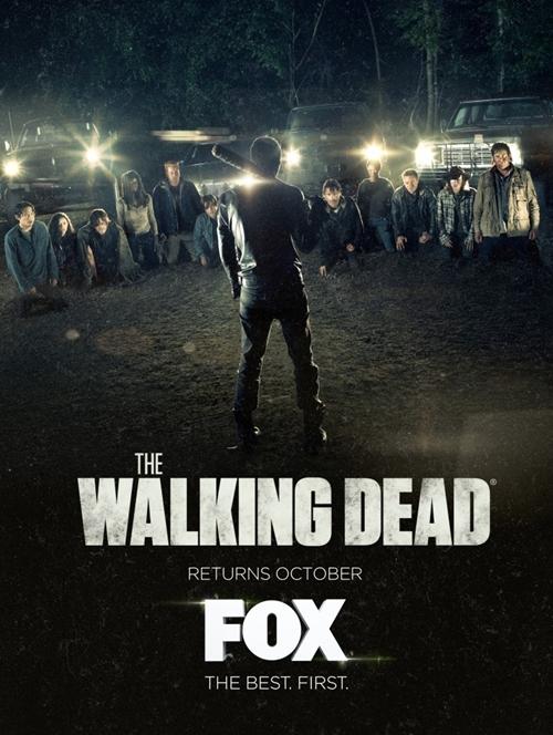Ходячие мертвецы / The Walking Dead [7 сезон: 1-7 серия из 16] (2016) WEB-DL 1080p | FOX