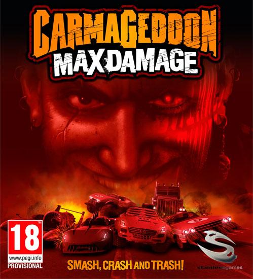 რბოლები Carmageddon: Max Damage (2016/PC/RUS/ENG/RePack)