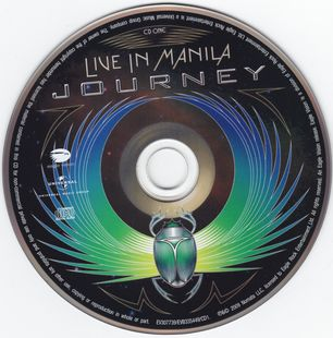 Journey - Live In Manila [2CD] (2009)