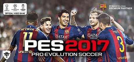 Pro Evolution Soccer 2017 CRACKFIX-CPY