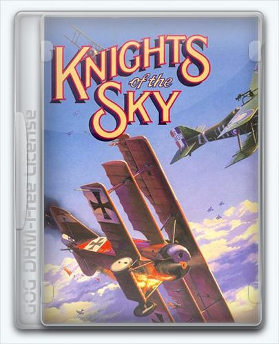 Knights of the Sky (1990) [En] (1.0) License GOG