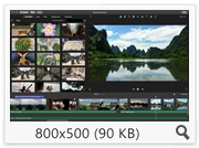 Apple iMovie 10.1.4 (2016) Multi/Rus