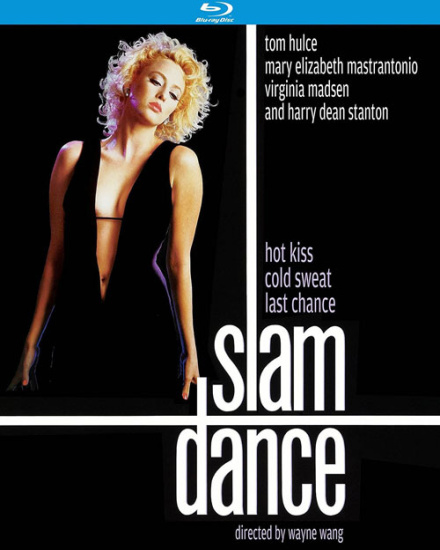 Танец смерти / Slam Dance (1987) BDRip-AVC | P2