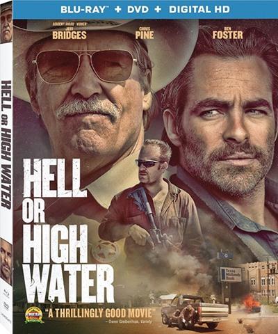 Любой ценой / Hell or High Water (2016) BDRip [H.264/720p-LQ]