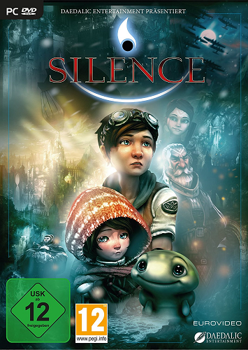 Silence: The Whispered World 2 (2016) PC | Лицензия